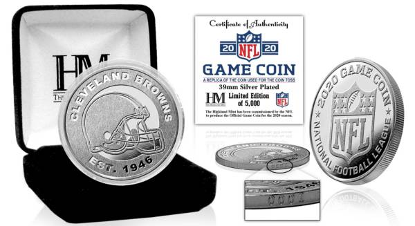 Highland Mint Cleveland Browns 2020 Flip Coin product image
