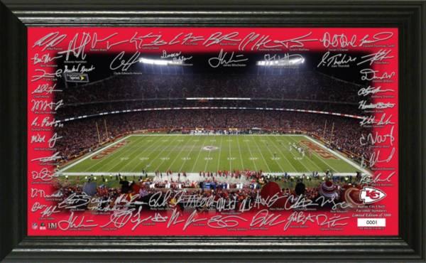 Highland Mint Kansas City Chiefs 2020 Signature Gridiron Collection product image