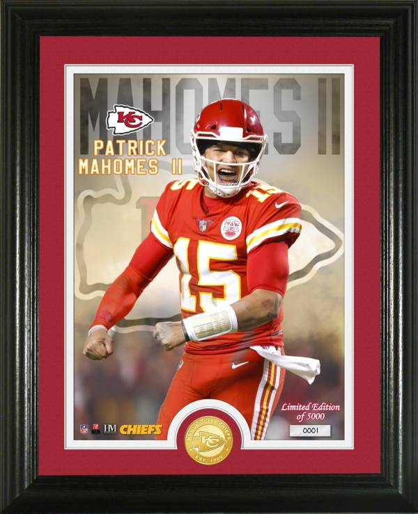 Highland Mint Kansas City Chiefs Player Coin Photo Mint product image