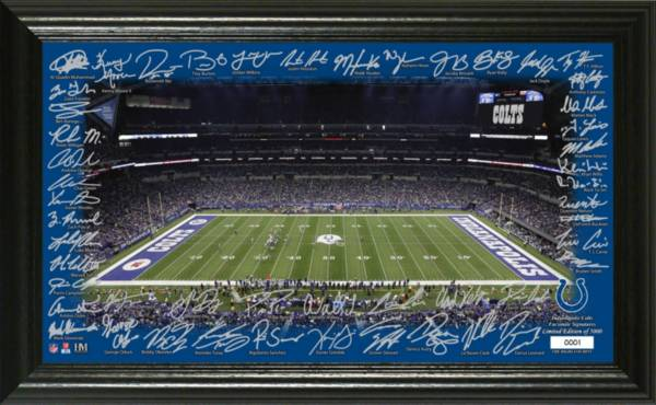 Highland Mint Indianapolis Colts 2020 Signature Gridiron Collection product image