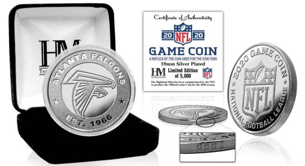 Highland Mint Atlanta Falcons 2020 Flip Coin product image