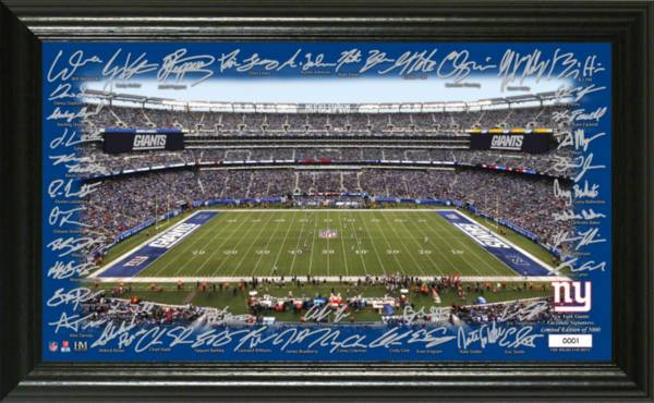Highland Mint New York Giants 2020 Signature Gridiron Collection product image