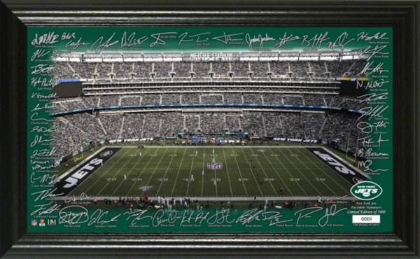 Highland Mint New York Jets 2020 Signature Gridiron Collection product image