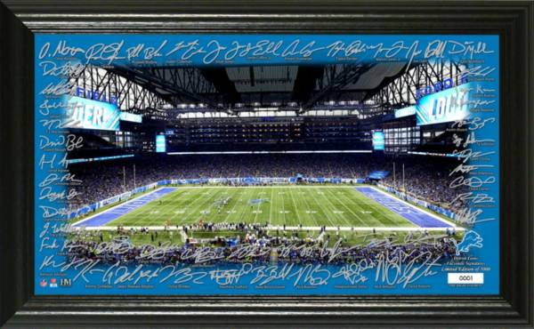 Highland Mint Detroit Lions 2020 Signature Gridiron Collection product image