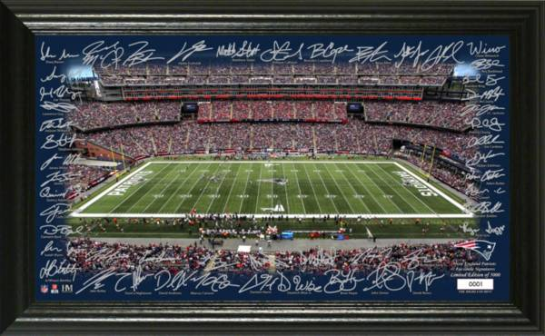 Highland Mint New England Patriots 2020 Signature Gridiron Collection product image