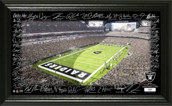 Highland Mint Oakland Raiders 2020 Signature Gridiron Collection product image