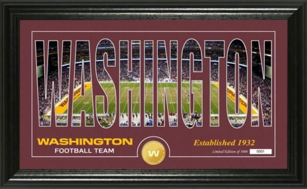 Highland Mint Washington Football Team Player Coin Photo Mint product image