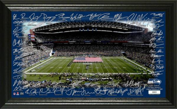 Highland Mint Seattle Seahawks 2020 Signature Gridiron Collection product image
