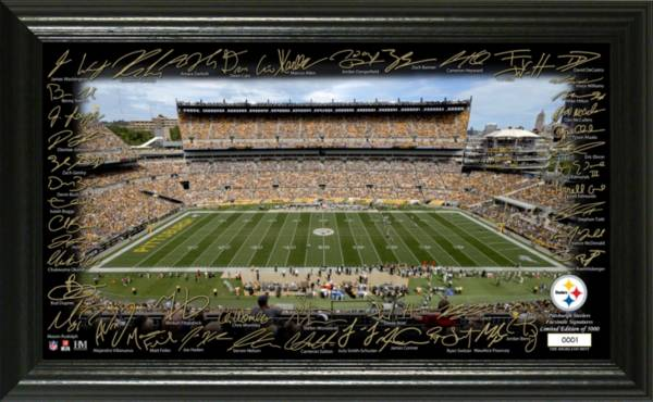 Highland Mint Pittsburgh Steelers 2020 Signature Gridiron Collection product image