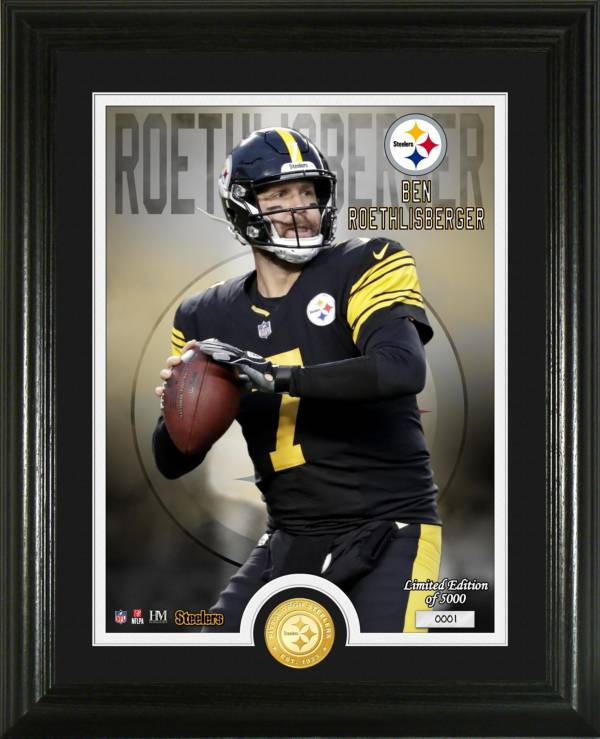 Highland Mint Pittsburgh Steelers Player Coin Photo Mint product image