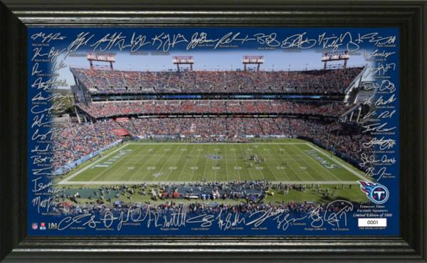 Highland Mint Tennessee Titans 2020 Signature Gridiron Collection product image