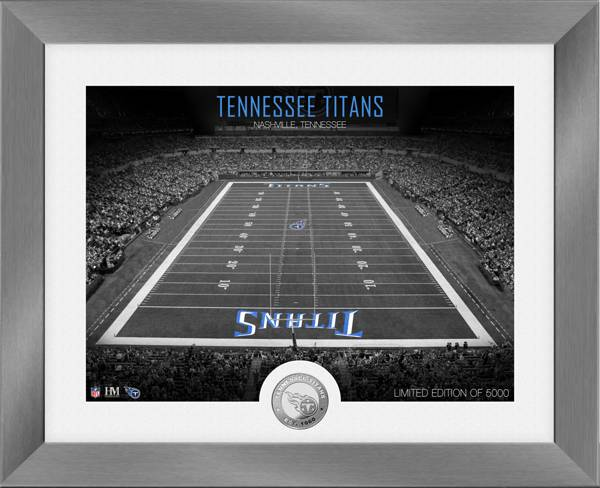 Highland Mint Tennessee Titans Silver Coin Photo Mint product image