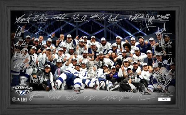 Highland Mint 2020 Stanley Cup Champions Tampa Bay Lightning Signature Rink product image