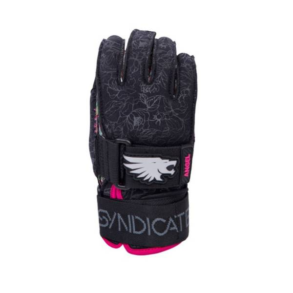 HO Sports Women's Syndicate Angel Inside Out Water Ski Gloves product image