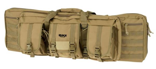 "Rukx Gear 42"" Tactical Double Gun Bag product image"