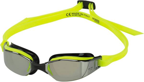 PHELPS XCEED Mirrored Swim Goggles product image
