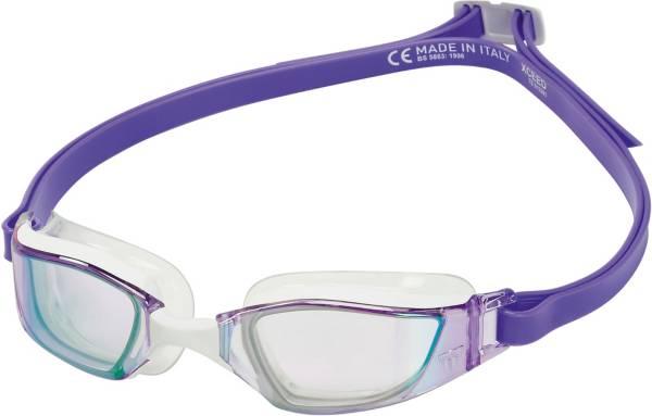 PHELPS XCEED Titanium Mirrored Swim Goggles product image