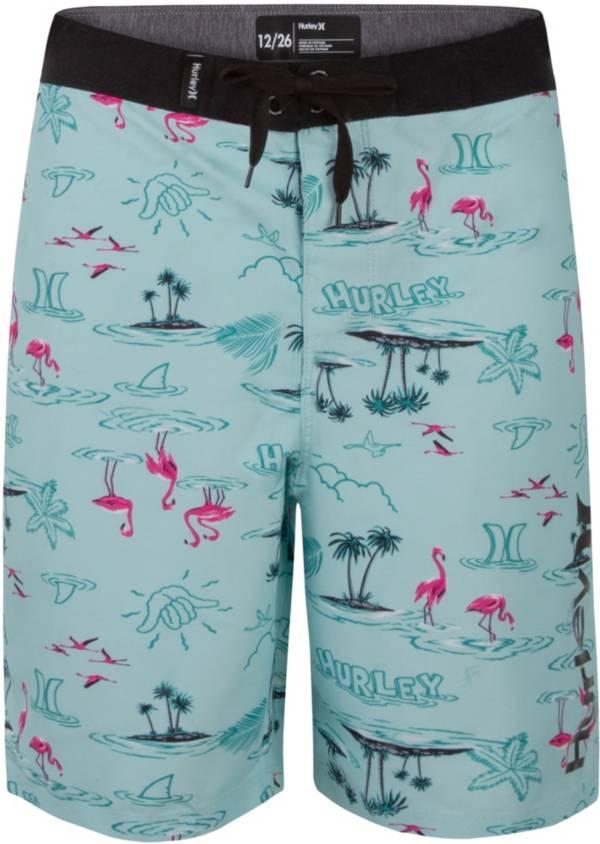 Hurley Boys' Flamingo Board Shorts product image