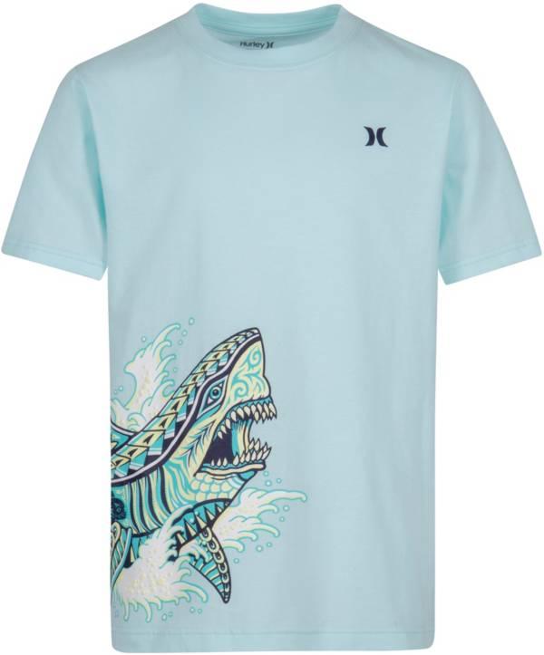 Hurley Boys' Tribal Shark Wrap T-Shirt product image