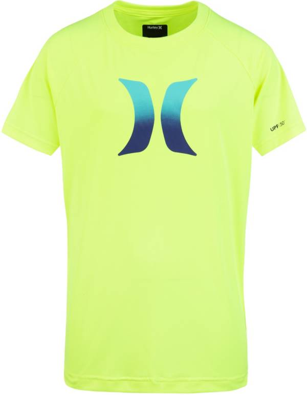 Hurley Boy's Ombre Icon UPF T-Shirt product image