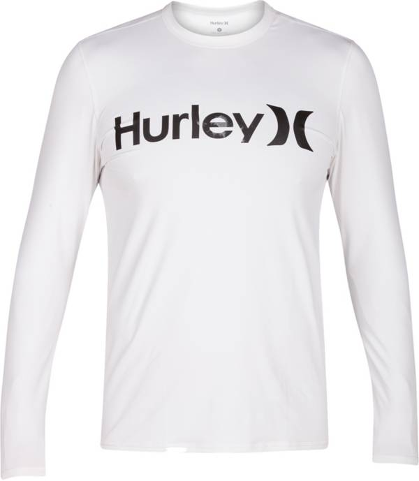 Hurley Men's OAO Surf Long Sleeve Rash Guard product image