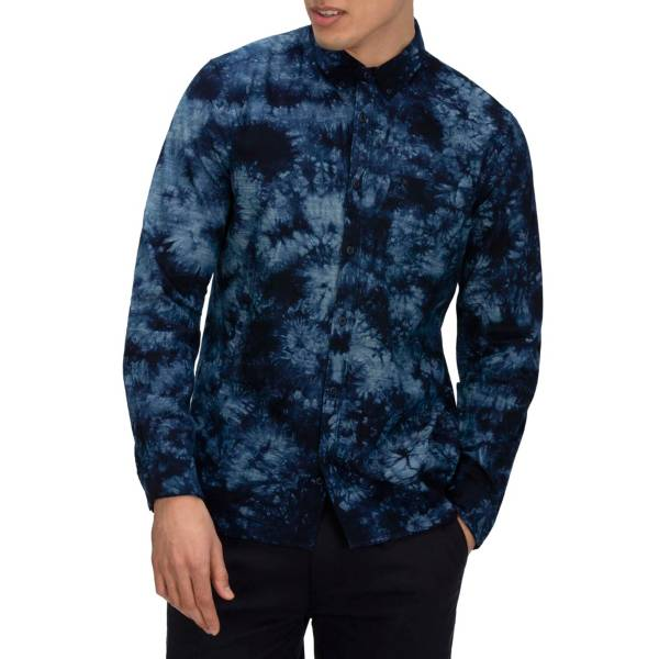 Hurley Men's Jerry Woven Long Sleeve Top product image