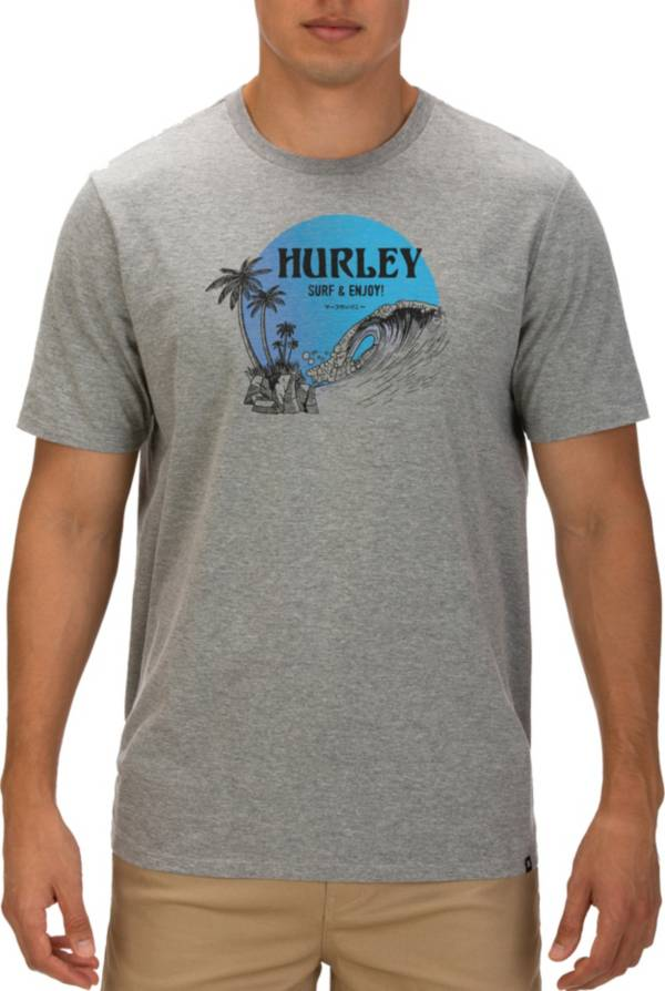 Hurley Men's Prism Beachside Short Sleeve T-Shirt product image