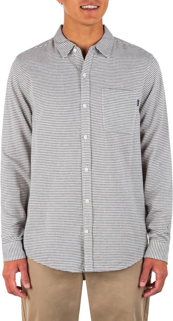 Hurley Men's Portland Flannel Long Sleeve Shirt product image