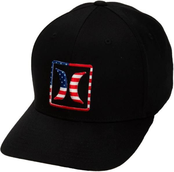 Hurley Men's USA Flex Hat product image