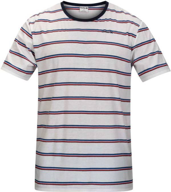Hurley Men's Serape Stripe Short Sleeve Shirt product image