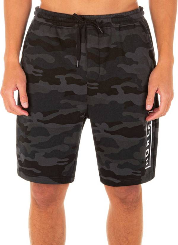 Hurley Men's One And Only Solid Box Fleece Shorts product image