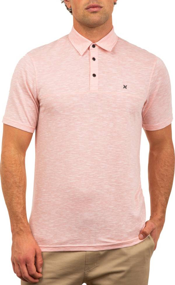 Hurley Men's Stiller 3.0 Heathered Polo product image
