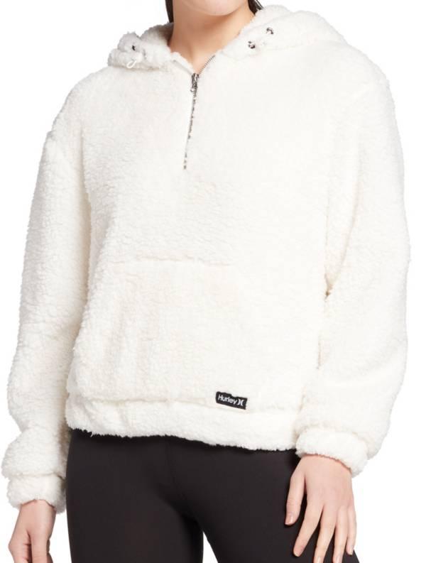 Hurley Women's Babor Fur 1/2 Zip Jacket product image