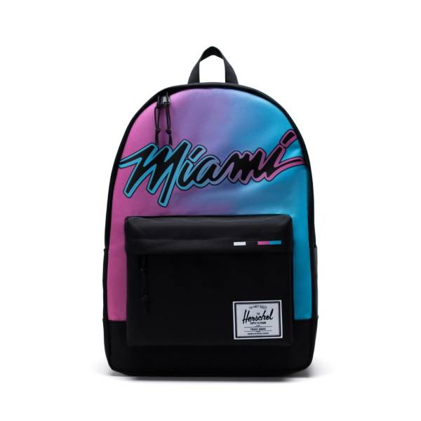 Herschel 2020-21 City Edition Miami Heat Settlement Backpack product image