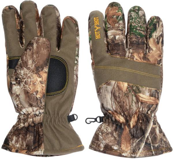 Hot Shot Youth Defender Tricot Hunting Gloves product image