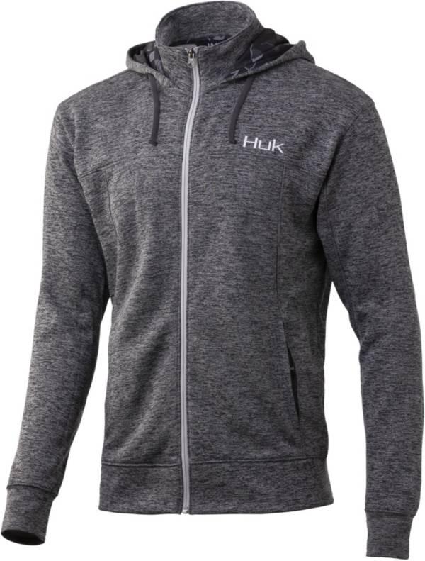 Huk Men's Fin Tech Fleece Full Zip Hoodie product image