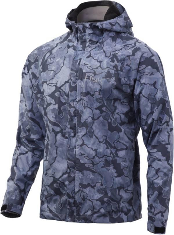 HUK Men's Gunwale Camo Rain Jacket product image