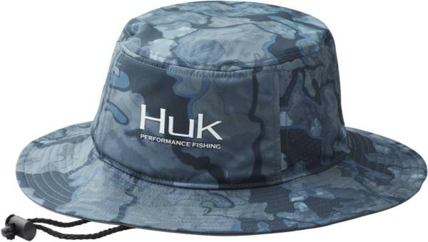 HUK Adult Current Camo Bucket Hat product image