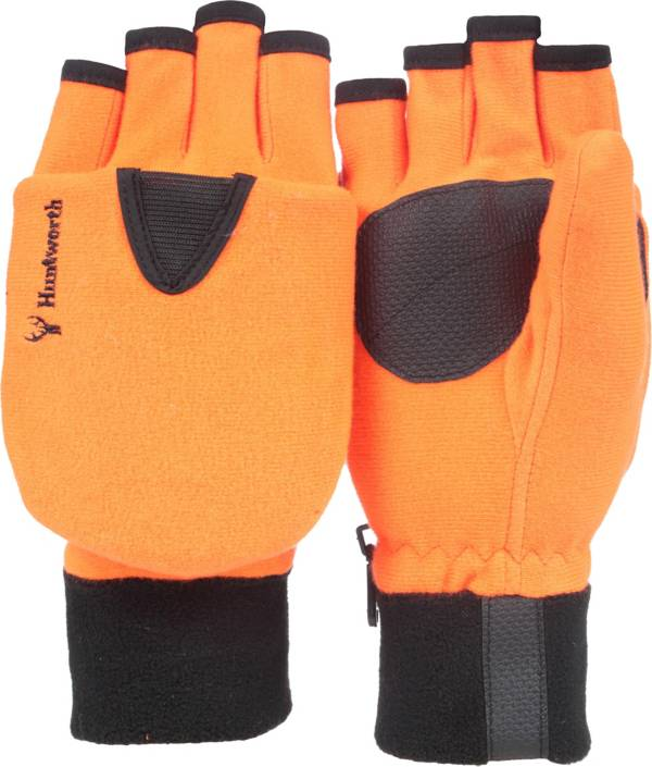 Huntworth Men's Thinsulate Insulated Waterproof Hunting Pop Top Gloves product image