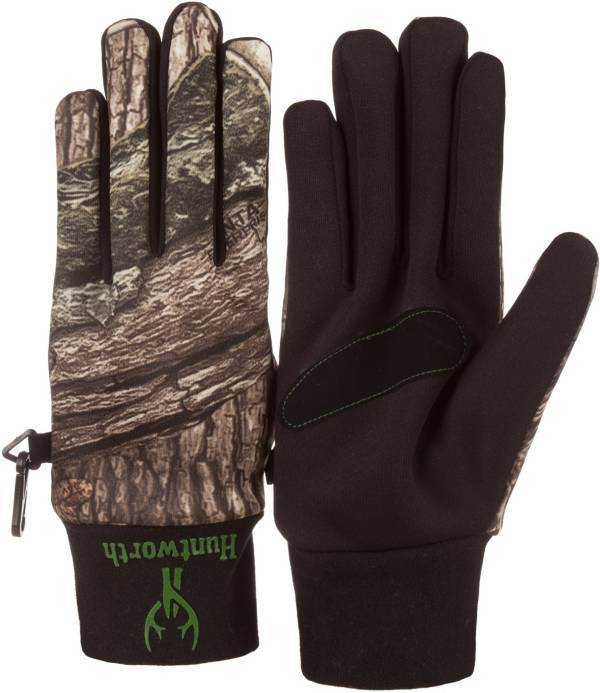 Huntworth Youth Fleece Shooters Gloves product image