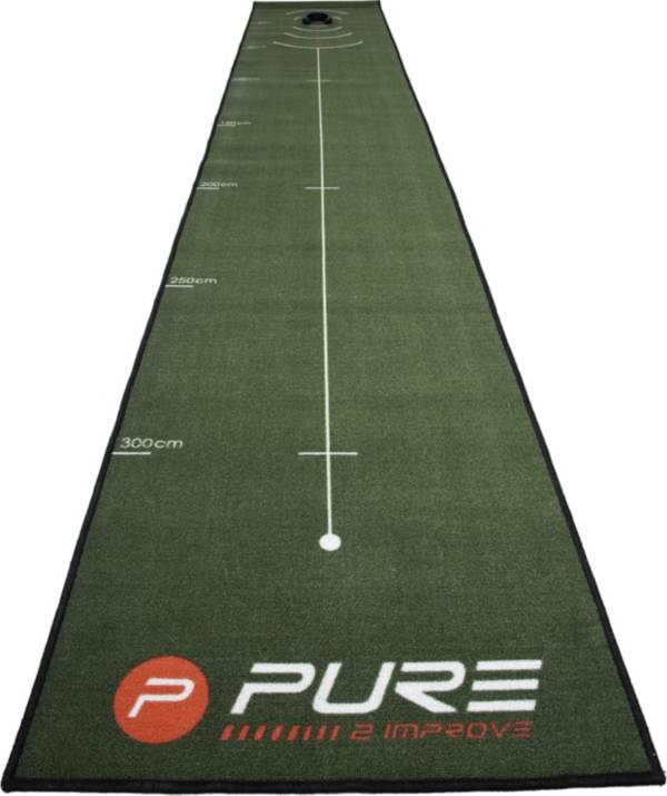 Pure2Improve 13' Birdie Drill Putting Mat product image