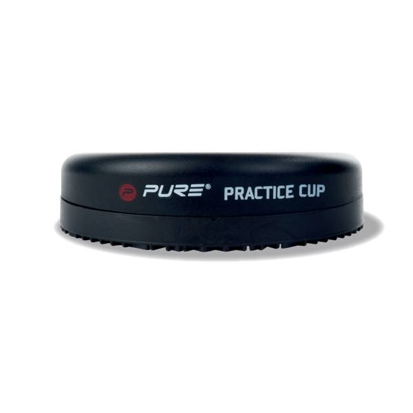 Pure2Improve Weighted 2-Piece Putting Practice Aim and Touch Trainer product image