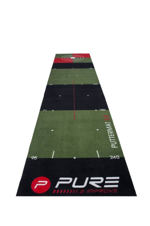 Pure2Improve 10' Putting Mat 3.0 product image