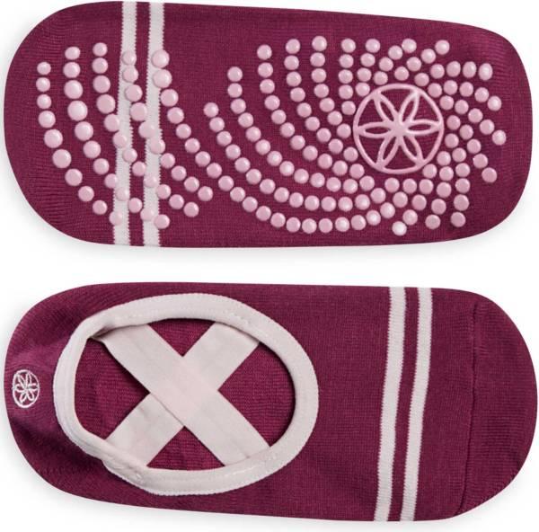 Gaiam Studio Select Yoga-Barre Mulberry Socks product image