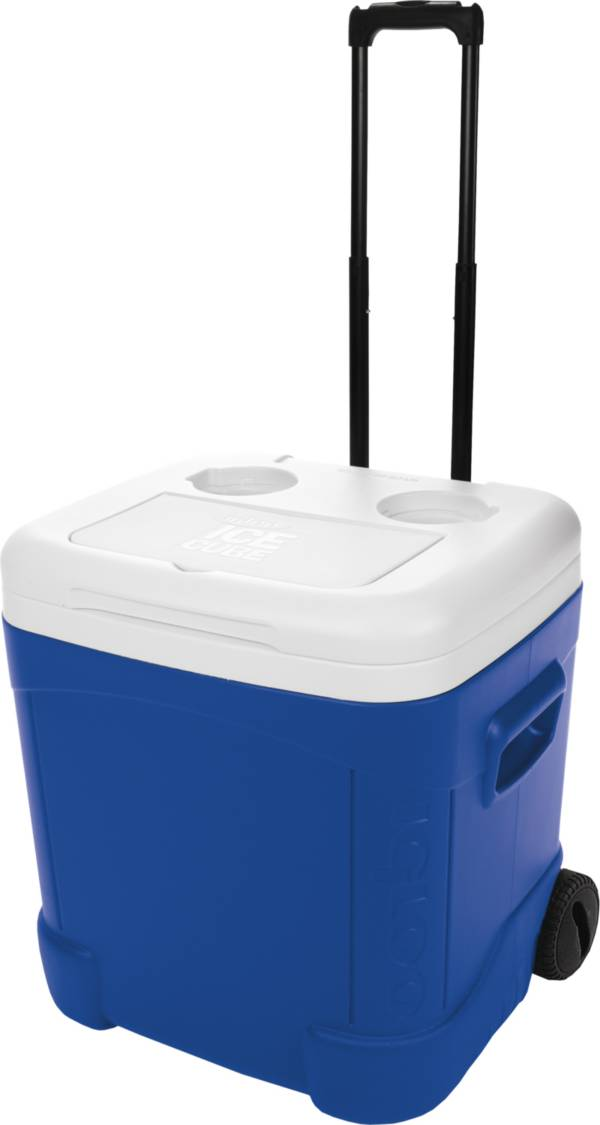 Igloo 60 Quart Ice Cube Roller Cooler product image