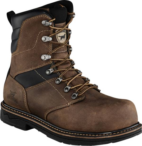 Irish Setter Men's Farmington KT 8'' Safety Toe Work Boots product image