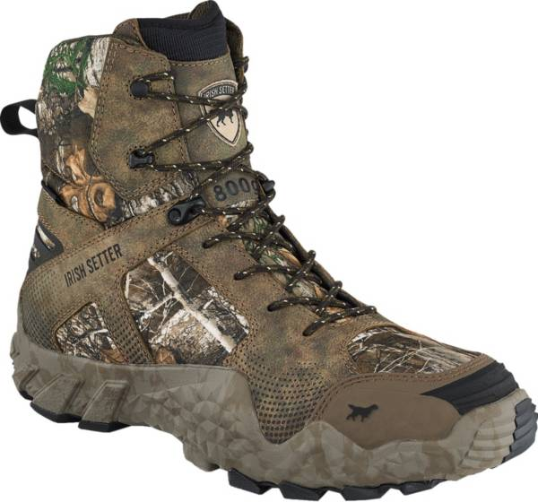 Irish Setter Men's VaprTrek 8'' 800g Waterproof Realtree Edge Hunting Boots product image