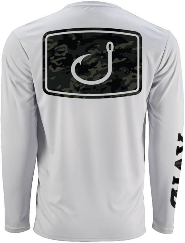 AVID Men's Iconic Camo AVIDry Long Sleeve Performance Shirt product image