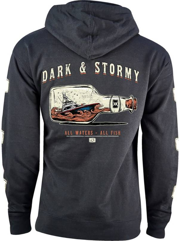 AVID Men's Dark and Stormy Fleece Pullover Hoodie product image
