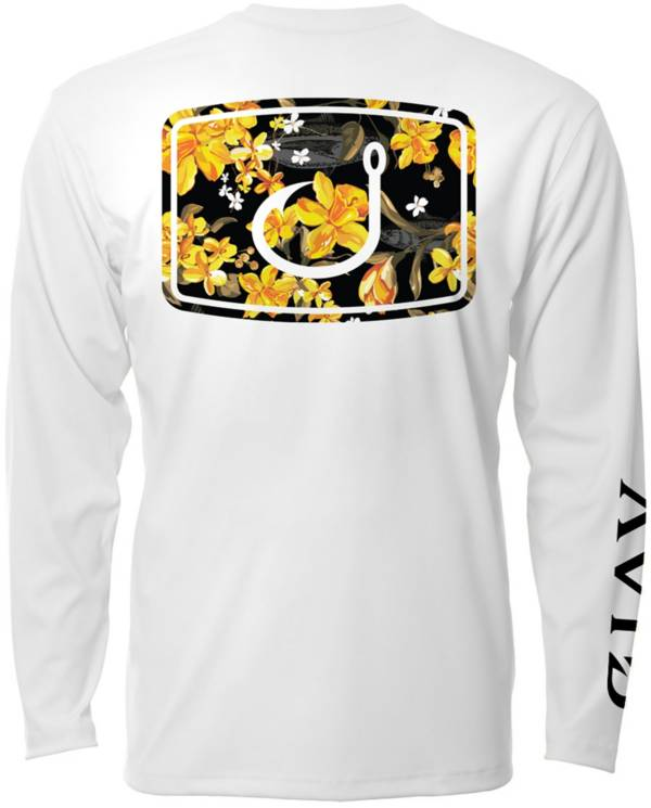 AVID Men's Honeyhole AVIDry Long Sleeve Performance Shirt product image